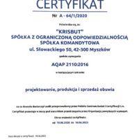 AQAP 2110-2016